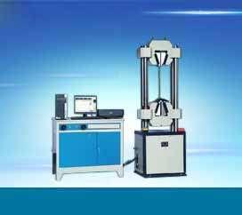 GWA-B电液伺服式钢绞线试验机