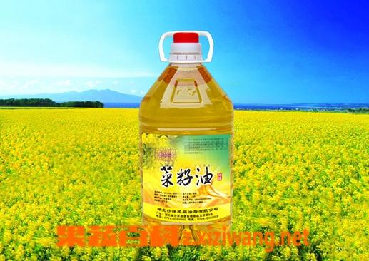 果蔬百科菜籽油